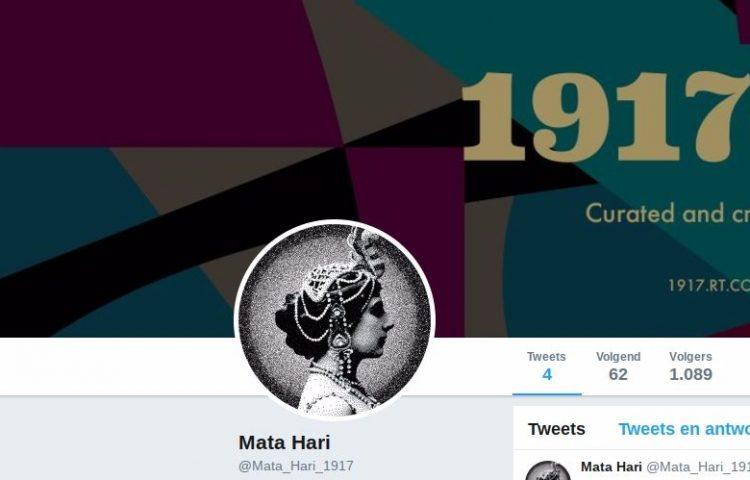 Paulo Coelho kruipt (opnieuw) in de huid van Mata Hari