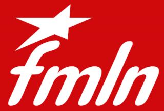 Vlag van de FMLN