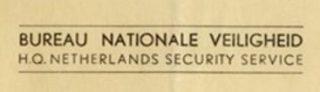 Bureau Nationale Veiligheid