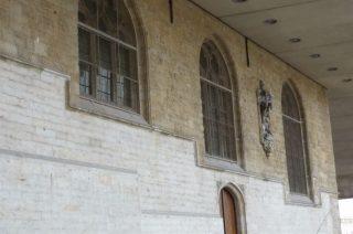 De hofkapel, nu geïntegreerd in de Albertina (cc)