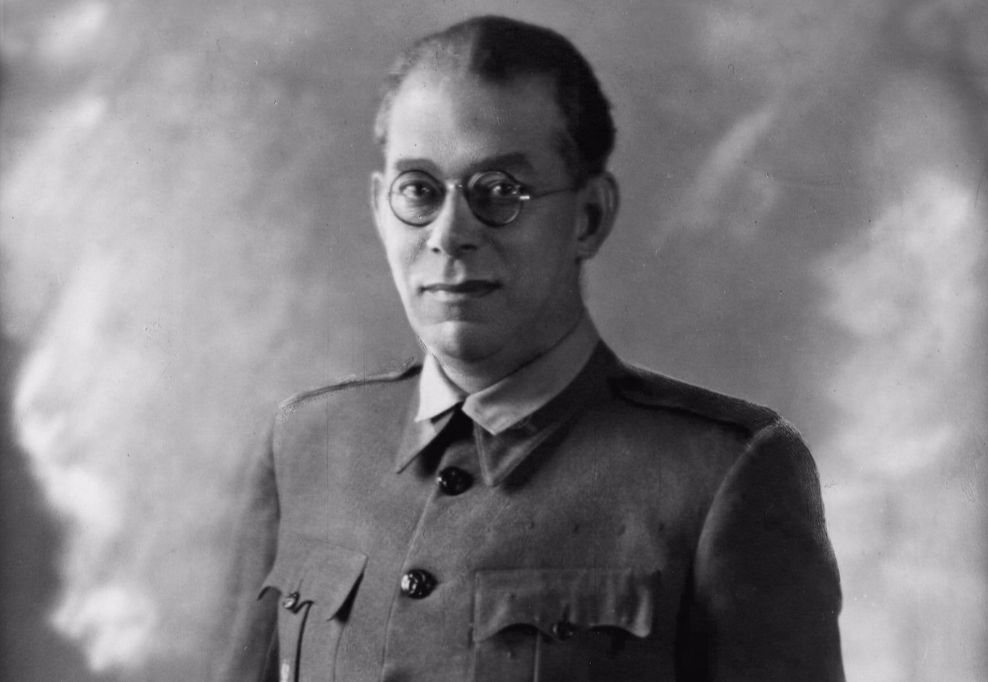 Emilio Mola Vidal (1887-1937) – De samenzweerder van 1936