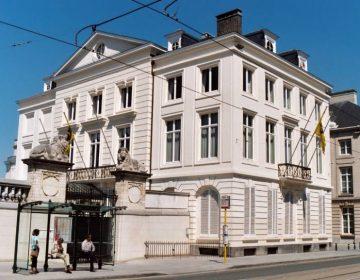 Errerahuis in Brussel, ambtswoning van de Vlaamse minister-president (cc - EmDee)