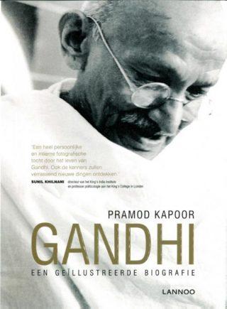 Gandhi Een geïllustreerde biografie