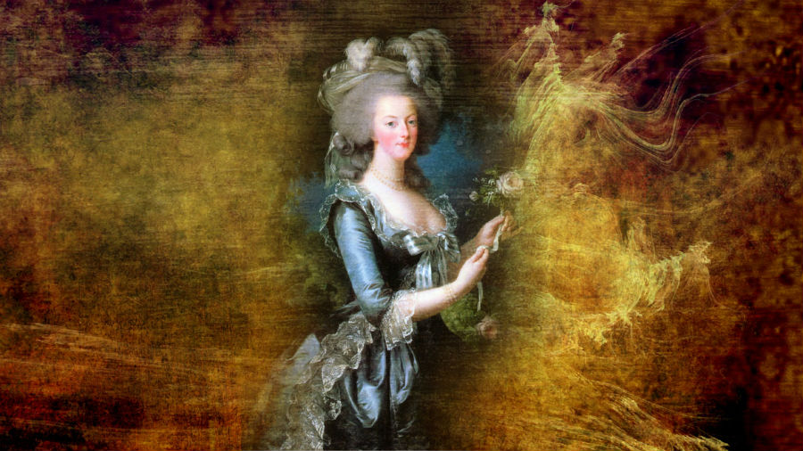 Marie Antoinette - Le Roy Thierry