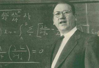 Marvin Hewitt (Foto: newenglandhistoricalsociety.com)
