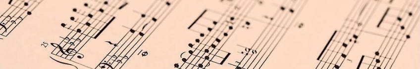 Muziekgeschiedenis (cc - Pixabay - stevepb)