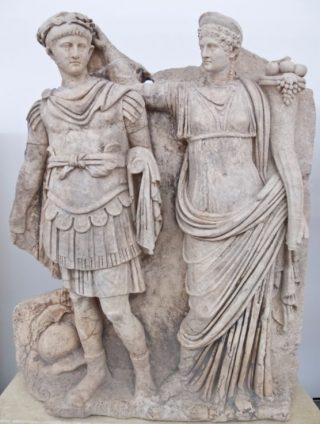 Nero en Agrippina - cc