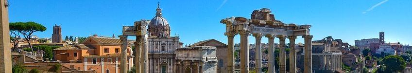 Artikelen over Rome en het Romeinse Rijk (cc - Pixabay -  kirkandmimi)