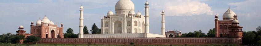 Taj Mahal (cc - Pixabay)