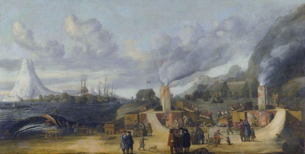 Traankokerij van de Noordse Compagnie