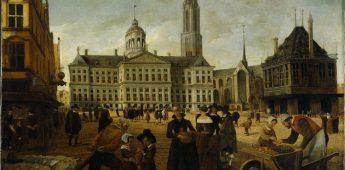 Het mysterieuze ontstaan van de Nieuwe Kerk