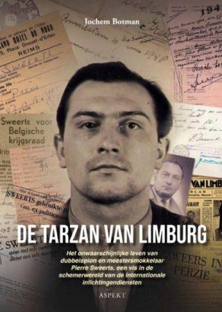 De Tarzan van Limburg - Boek van de auteur over Pierre Sweerts