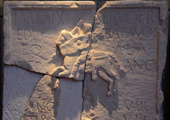 Grafsteen van Imerix (Archeologisch museum Zadar)