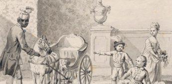 Cupido en Sideron: Twee Moren aan het hof van de stadhouder