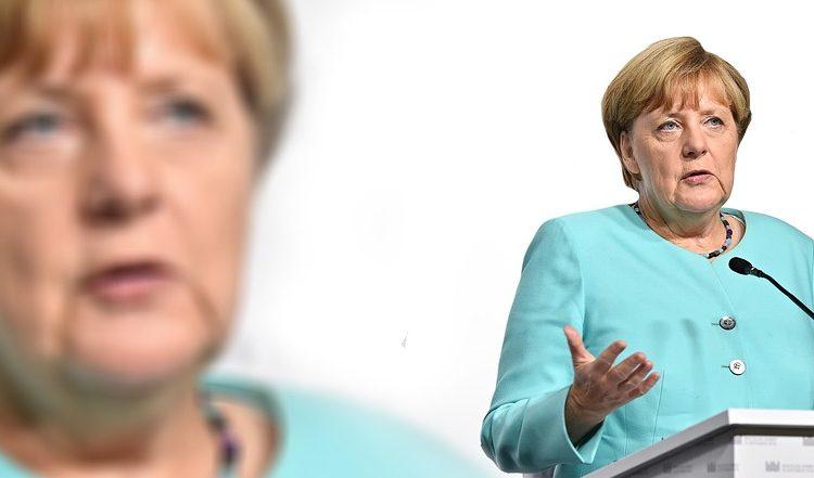 Angela Merkel (cc - Pixabay - geralt)