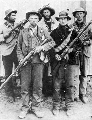 Boerenguerilla's tijdens de Tweede Boerenoorlog