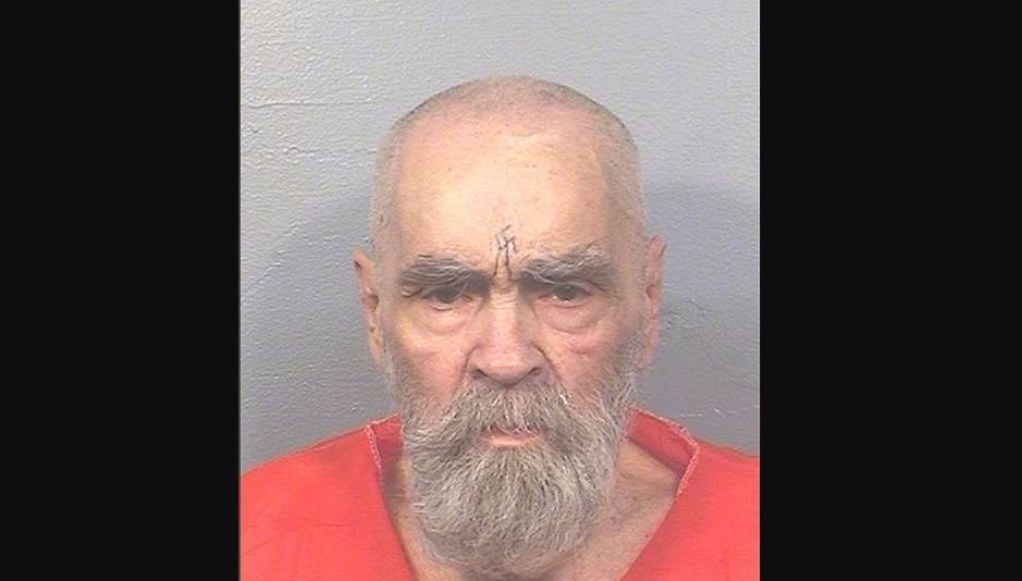 Charles Manson in 2017