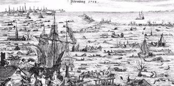 De Kerstvloed van 1717 – Tragedie en heldenmoed