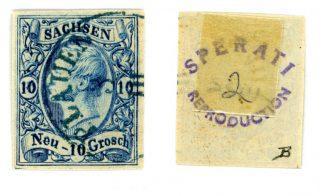 Door Jean de Sperati vervalste postzegels (wiki)