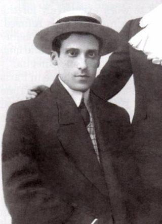Jean de Sperati rond 1914
