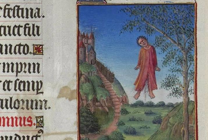 Judas verhangt zichzelf