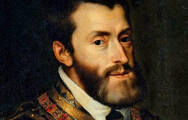 Karel V – Koning van Spanje en Rooms-Duitse keizer
