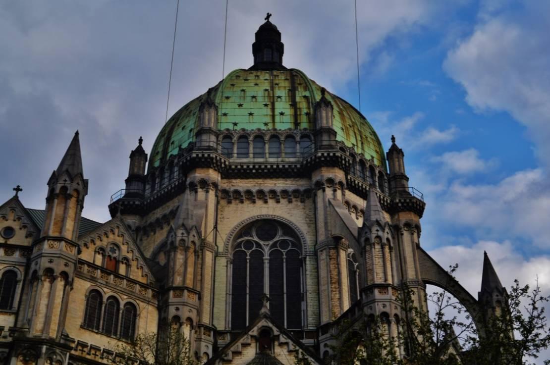 Koepel van de Koninklijke Sint-Mariakerk (cc - Zairon)