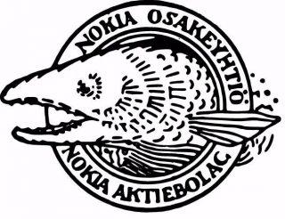 Logo van Nokia uit 1865