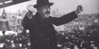 'De vergissing van Troelstra' (12 november 1918)