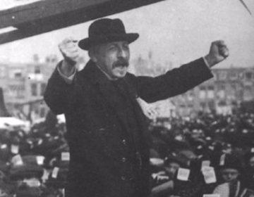 Pieter Jelles Troelstra in 1912 - De vergissing van Troelstra