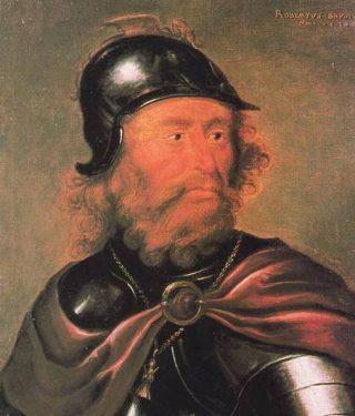 Robert I van Schotland, ook bekend als Robert the Bruce