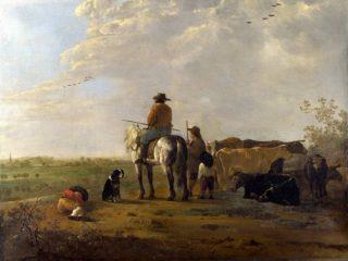 Schilderij van Albert Cuyp