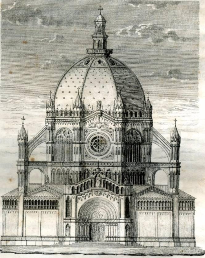 architect Henri Désiré Louis van Overstraeten