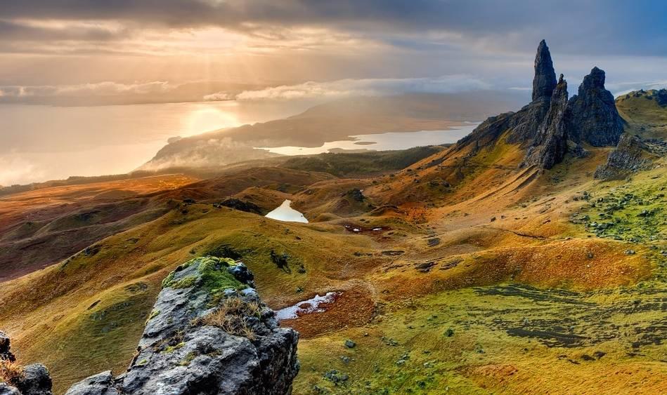 'The Flower of Scotland' - het onofficiële volkslied van Schotland (cc - Pixabay)