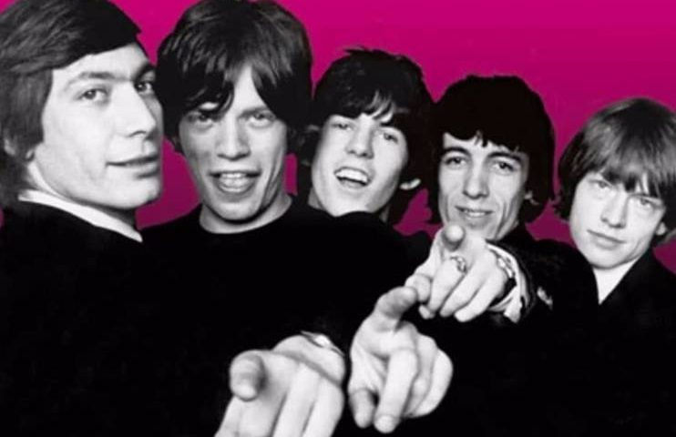 The Rolling Stones compleet - Detail van de cover