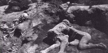 Een nacht in Pompeii, een 'dode stad'