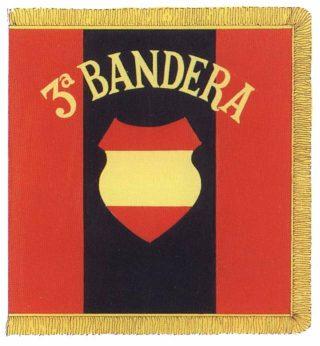 Vlag van de Blauwe divisie