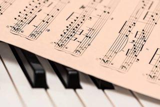 Willem Spark, een geniale fictieve componist (cc - Pixabay - stevepb)