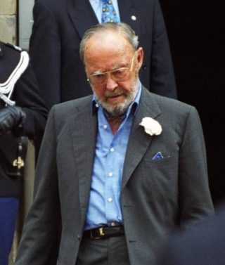 Prins Bernhard in 1999 (cc - Sander Lamme)