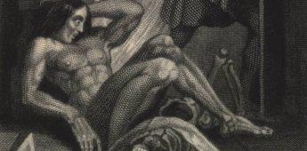 De geboorte van Frankenstein en zijn Monster