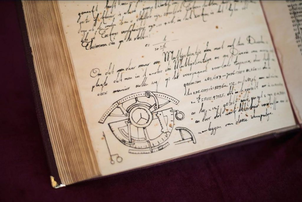Achttiende-eeuwse algoritmes? (Foto Dongwei Su)