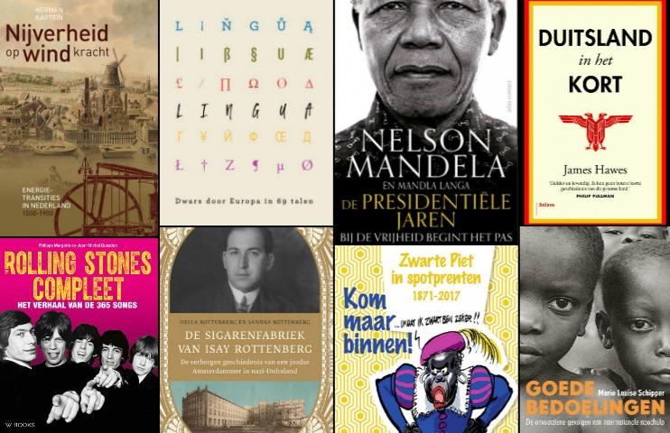 Nieuwe geschiedenisboeken, week 45
