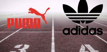 Adidas en Puma: twee broers en een ruzie
