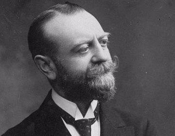 Adolphe Max (1869-1939) - Brusselse burgemeester en verzetsheld - cc