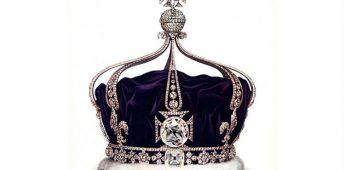De Koh-I-Noor, de beroemdste diamant ter wereld