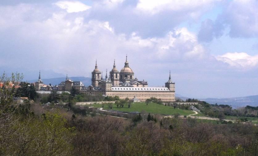 Escorial, abdijcomplex van Filips II van Spanje (cc)