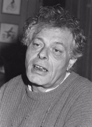 Frank Lodeizen in 1987 (cc - Anefo)