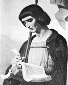 Jean de-Joinville (Tekening  van Merry Joseph Blondel)