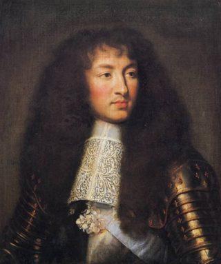Lodewijk XIV in 1661