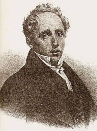 Portret van John Cockerill